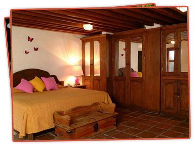Hotel La Morada en San Miguel de Allende