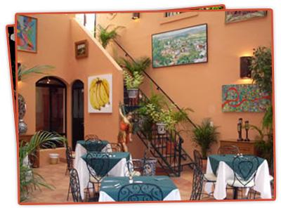 Hotel Villa Mirasol en San Miguel de Allende
